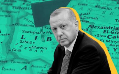 أردوغان وتصدير الجماعات الإرهابية الى ليبيا، الأسباب والدوافع !