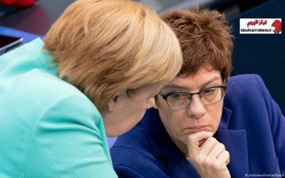 المانيا، إنزلاق نحو أليمين ألمتطرف، يعصف بالائتلاف ألحاكم !