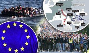 ليبيا والاتحاد الاوروبي