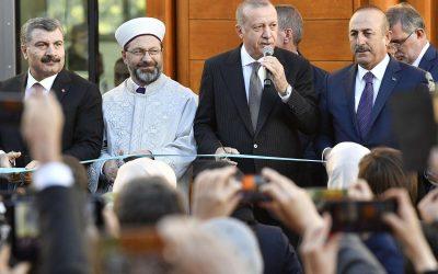 """""""أردوغان""""… استغلالالجالية التركية لإهداف سياسية فى أوروبا"""
