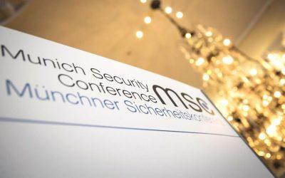 مؤتمر ميونيخ للأمن2020 و تحديات تفكيك الأمن الدولي ؟