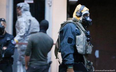 أهمية الوحدات البايلوجية و الكيميائية و النووية داخل أجهزة الإستخبارات