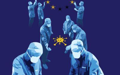 إنعكاسات فيروس كورونا على روابط و تماسك الاتحاد الأوروبي