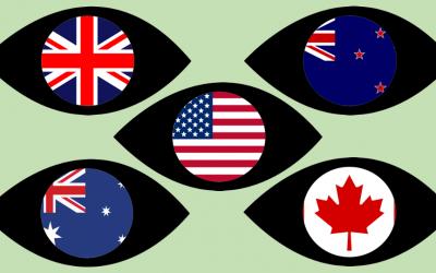 """""""الخمس عيون""""تسريب ـ تتهم الصين بتفشي فيروس كورونا. بقلم الكاتبة علا بياض"""