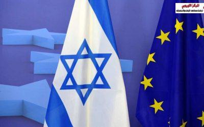 """الاتحاد الأوروبي .. """"خطة الضم"""" الأسرائيلية، تهديد للأمن الدولي"""