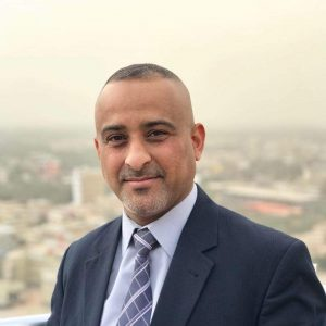 الكاتب والصحفي علي الطالقاني