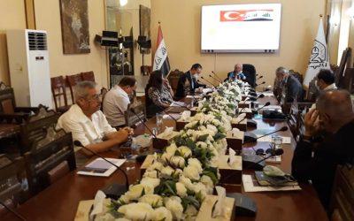 الأنتهاكات التركية للسيادة العراقية في ضوء القانون الدولي والعلاقات الدبلوماسية. مشاركة الدكتور عماد علو