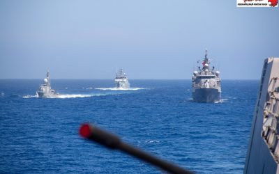 أدوار حلف الناتو في شرق المتوسط بين الخلافات الداخلية و فعالية الأداء الميداني