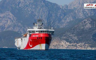 أمن شرق البحر المتوسط.. تقييم الموقف الألماني تجاه سياسات تركيا ؟بقلم جاسم محمد