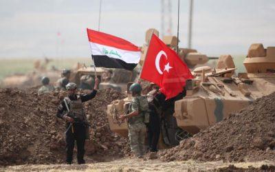 العراق و تركيا … تصعيد عسكري مع توتر شرق المتوسط . بقلم اللواء الركن الدكتور عماد علوّ