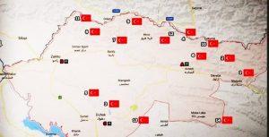 نشر تركيا وحدات عسكرية بالقرب من أربيل