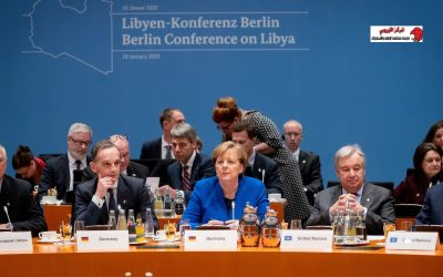 أمن الشرق الأوسط ـ إنخراط ألمانيا بالملف ألليبي. بقلم جاسم محمد