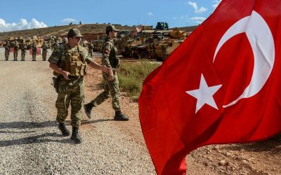 أمن الشرق الأوسط ..إنتهاكات تركيه بإستخدام أسلحة ألمانية في سوريا و العراق