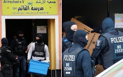 الإستخبارات الألمانية..شبكات إيرانية داخل المساجد والجمعيات ـ مركز هامبورغ (IZH)
