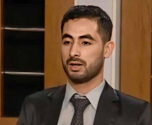 الباحث أحمد السلطان