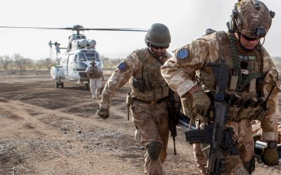 مكافحة الإرهاب ـ حجم الانخراط الأوروبي الفرنسي في الساحل الإفريقي
