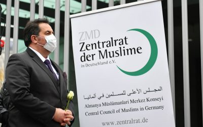 """محاربة التطرف ـ المجلس المركزي للمسلمين في ألمانيا ـ البراءة من """"الإخوان المسلمين"""""""