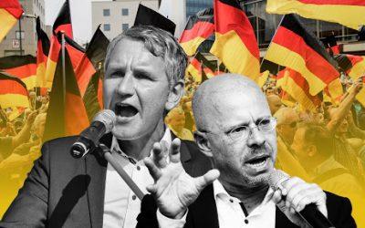 اليمين المتطرف في المانيا ـ تنامي حجم المخاطر