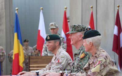 الناتو في العراق قراءة عسكرية فيالأبعادالإستراتيجية والعملياتية. بقلم الدكتور عماد علو
