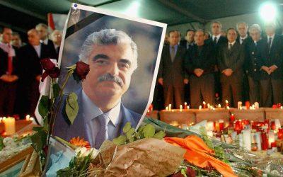 رفيق الحريري… وظاهرة الاغتيالات السياسيّة في لبنان . بقلم الدكتور جمال دملج