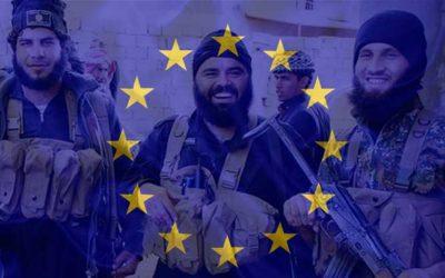 المقاتلون الأجانب وإشكالية العودة.