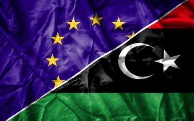 الاتحاد الأوروبي وليبيا ـ جهود مكافحة الإرهاب والهجرة غير الشرعية