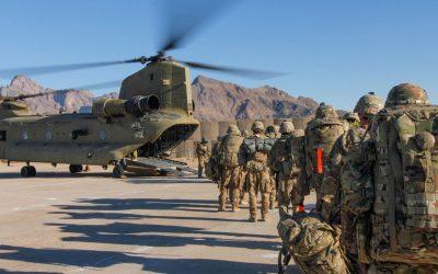 الإنسحاب الأميركي من أفغانستان ـ الفوضى تلوح في الأفق!
