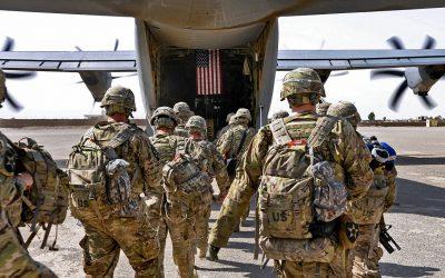 الإنسحاب الأميركي من أفغانستان ـبؤرة فوضى أمنية جديدة
