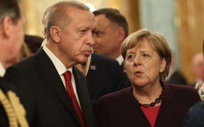 أمن دولي ـ ألمانيا،انقسامات حول التعاون مع تركيا